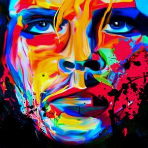 Che Guevara Pop Art Serie NO.1