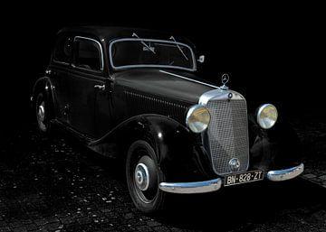Mercedes-Benz type 170 D (W 136) van aRi F. Huber