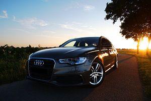 Audi A6 Avant van