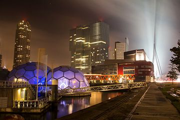 Rotterdam, die Niederlande von