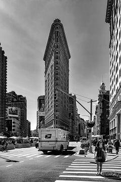 Flatiron New York van Pat Desmet