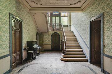 Salle du château sur Perry Wiertz
