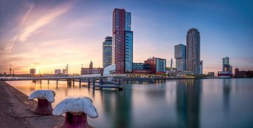 Rotterdam Kop van Zuid sur Martijn Kort