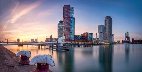 Rotterdam Kop van Zuid von Martijn Kort