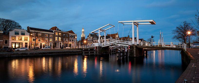Pont en pierre tombale à Haarlem sur Arjen Schippers