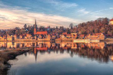 Lauenburg an der Elbe von Sabine Wagner