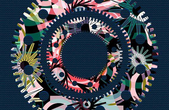 Pattern-9a van Pia Schneider