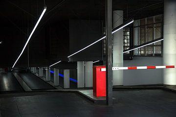 Eingang zum Parken von Hans Vos Fotografie