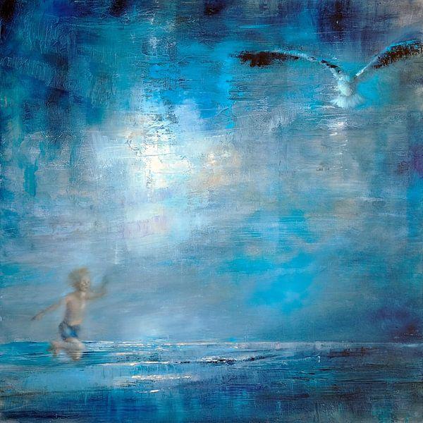 Fliegen von Annette Schmucker
