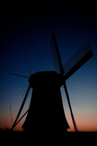 De molen van