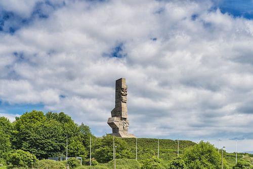 Westerplatte-Denkmal, Danzig  von