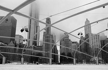 'Millenium park', Chicago  van