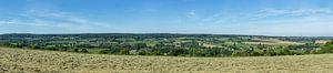 Vue de Vaals et de ses hameaux sur John Kreukniet