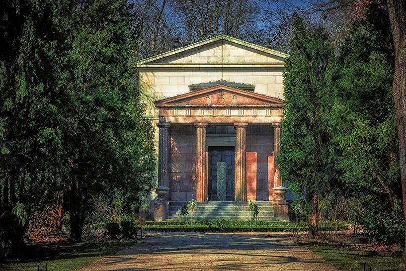 Mausoleum van Holger Debek