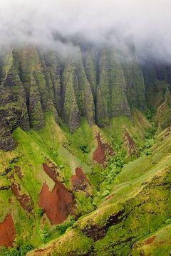 Na Pali Coast, Kauai von Dirk Rüter