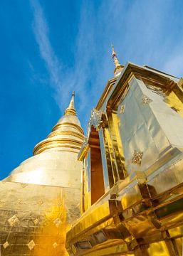 Wat Phrathat Doi Suthep in Chiang Mai van Urban Photo Lab