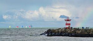 Noordelijk havenhoofd Scheveningen