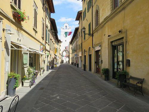 Borgo San Lorenzo van
