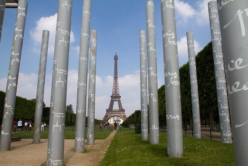 Parijs van Jolanda van Eek