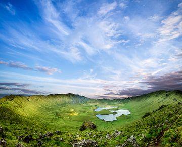 Portugal Landschaft von Jeroen Mikkers