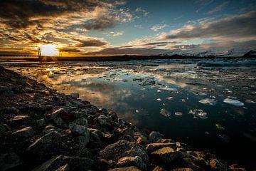Zon en ijs van Lilian Heijmans