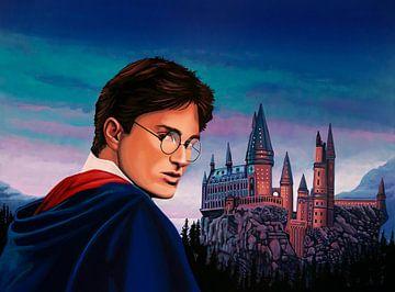 Harry Potter Gemälde von Paul Meijering