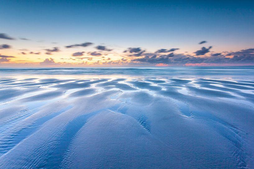 Eb op het Noordzeestrand van Jurjen Veerman
