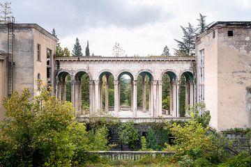 Säulen in einer Reihe. von Roman Robroek