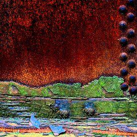 Rust never sleeps van Anne Seltmann