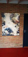 Klantfoto: Heaven & Earth van Jesper Krijgsman, op canvas