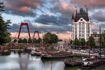 La Maison Blanche Rotterdam sur Lorena Cirstea