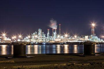 Industrie Europoort @ Night von Koen Mol
