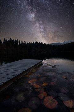 Pont sous les étoiles sur Franziska Jungen