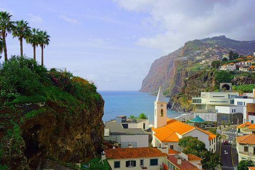 Camara de Lobos & Cabo Girao, Madeira