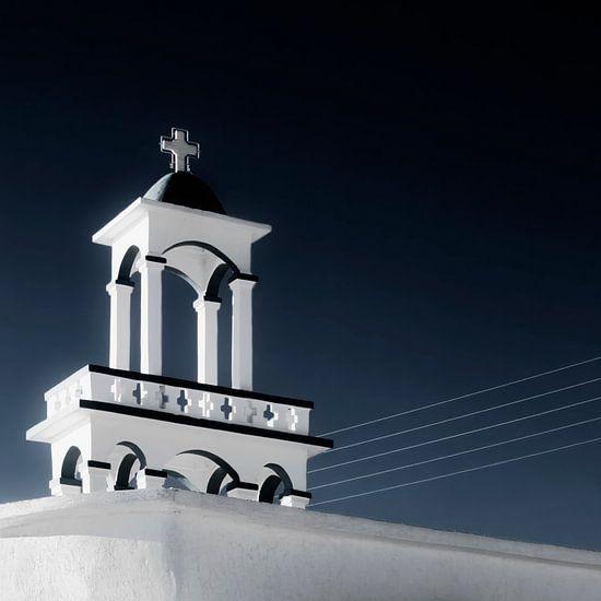 Andros, Greece – A Cycladic Church