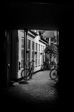 Straße in Kopenhagen von MaxDijk Fotografie shop