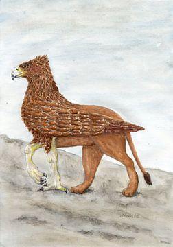 Griffin van Sandra Steinke