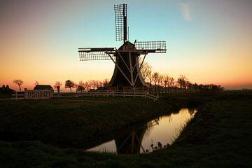 Zwakkenburger molen van Henk Cruiming