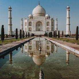Taj Mahal sur Marscha van Druuten