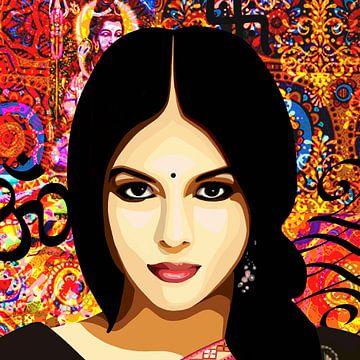 Indisch von Jole Art (Annejole Jacobs - de Jongh)
