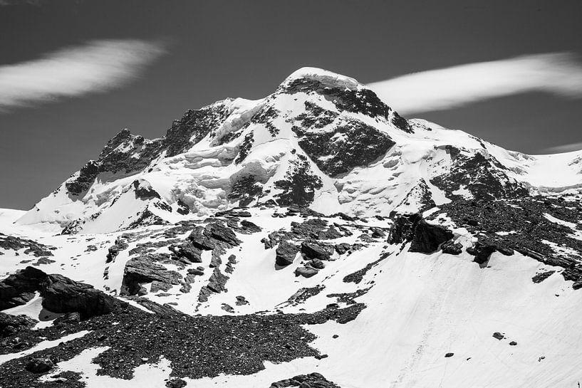 Breithorn In Zwitserland van Hidde Hageman