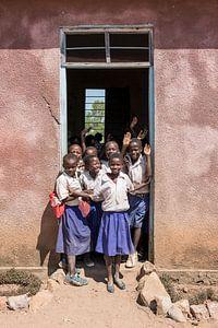 Lagere school in Tanzania, deel #2