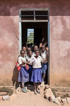 Lagere school in Tanzania, deel #2 van Jeroen Middelbeek