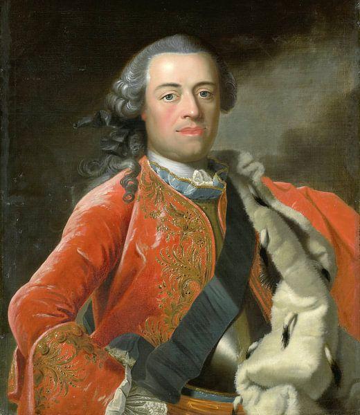 Willem IV (1711-51), prins van Oranje-Nassau, anoniem van Meesterlijcke Meesters
