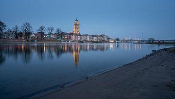 Deventer skyline  sur Michel Jansen