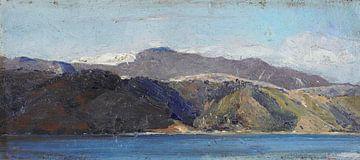 Tom Roberts in Quarantäne, Wellington
