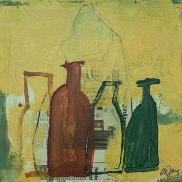 Flessen (1) von Leo de Jong