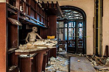 Hotel du Golf - I von Anjolie Deguelle