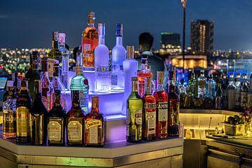 Vertigo sky-bar in Bangkok van Bernd Hartner