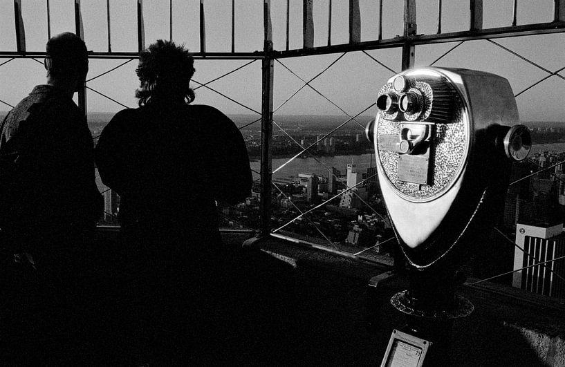 New York - Empire State Building van Raoul Suermondt